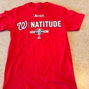 NWOT- Washington Nationals T shirt